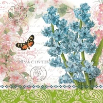 Serviette Hyacinth