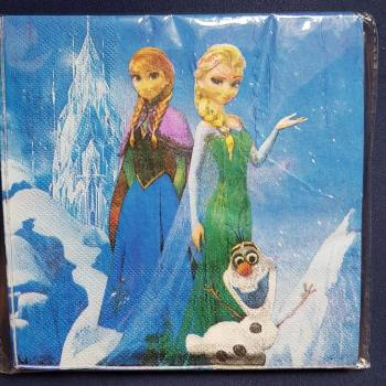 Serviette Frozen