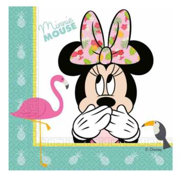 Serviette Minnie Mouse