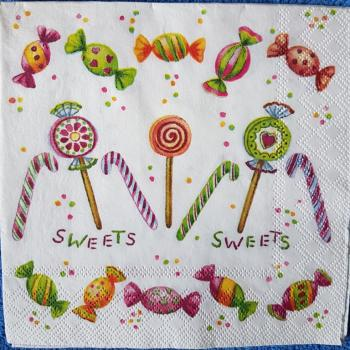 Serviette Sweets