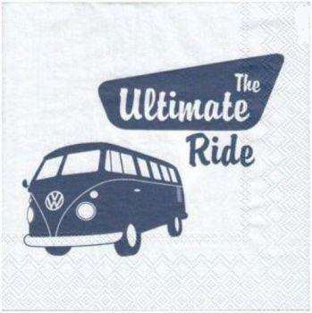 Serviette Ultimate Ride