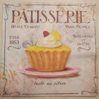 Serviette Patisserie