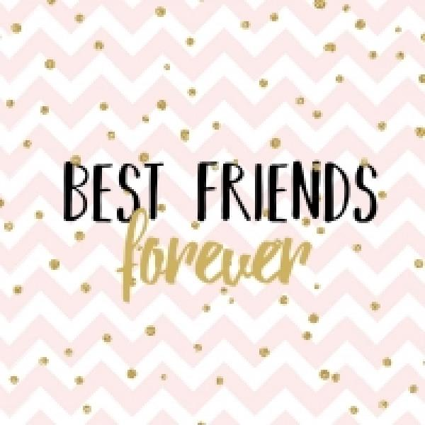 Serviette Best Friends